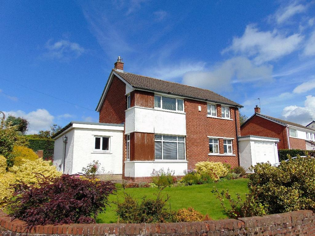 4 Bedrooms Detached House for sale in 8 Oaktree Crescent, Cockermouth, CA13 9HR