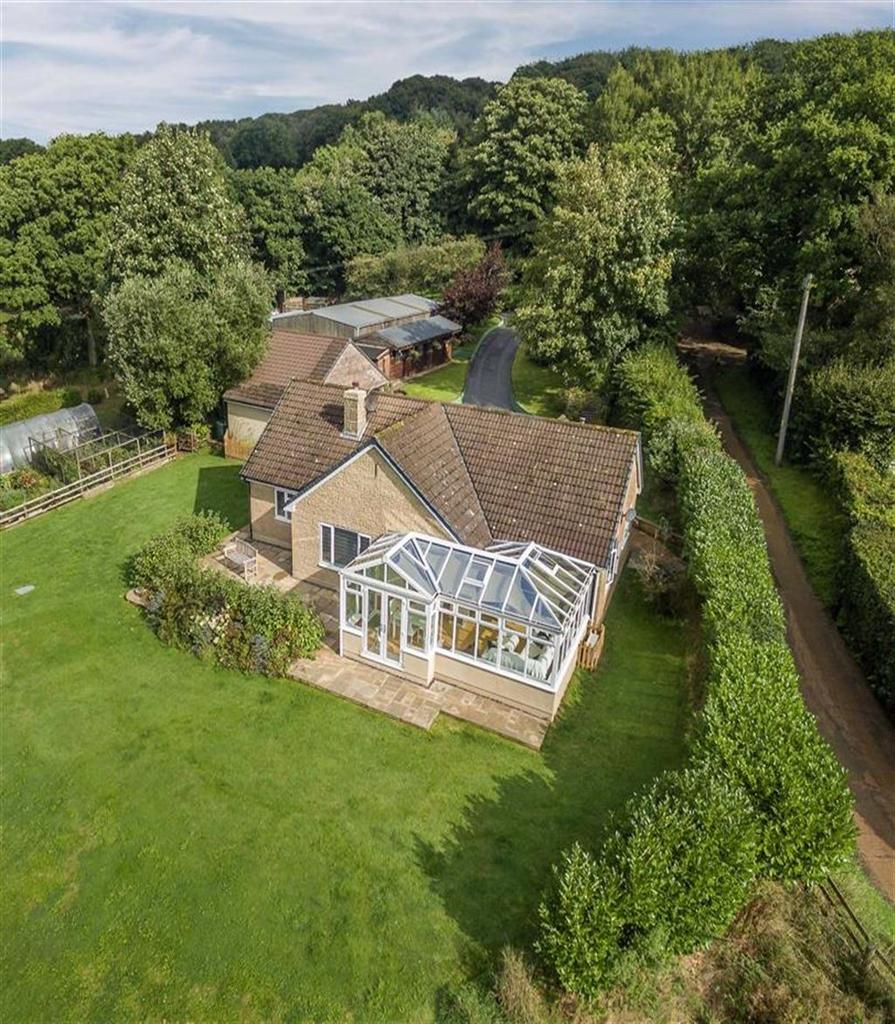 3 Bedrooms Bungalow for sale in Brimley Hill, Churchstanton, Taunton, Somerset, TA3