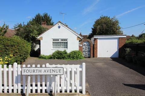 3 bedroom semi-detached bungalow for sale - Fourth Avenue, Chelmsford, Essex, CM1