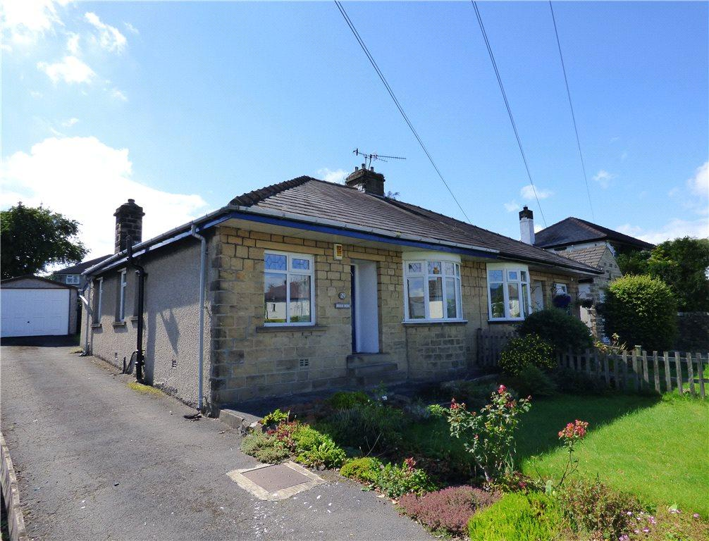 2 Bedrooms Semi Detached Bungalow for sale in Harden Lane, Wilsden, Bradford, West Yorkshire