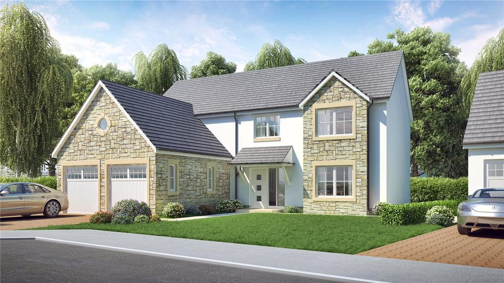 4 Bedrooms Detached House for sale in The Powell, Plot 30, Levenfields, Kinross, Perth and Kinross, KY13