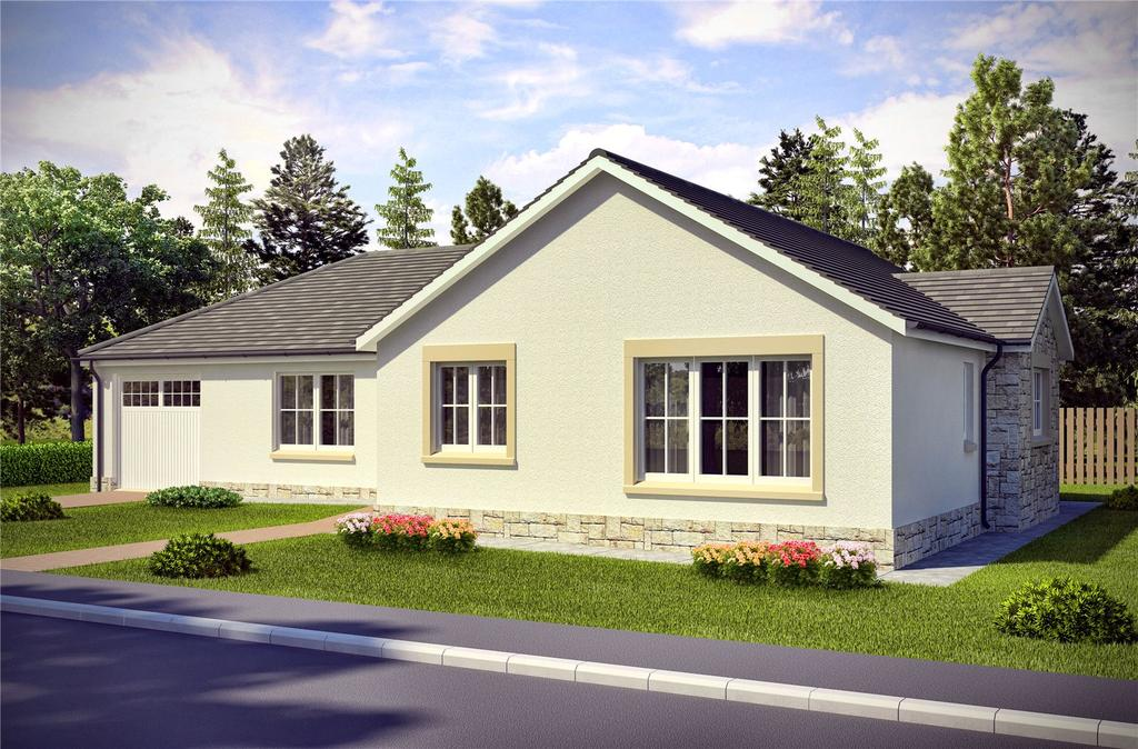 3 Bedrooms Detached Bungalow for sale in The Aberdour III, Plot 104, Hayfield Brae, Methven, Perth, PH1