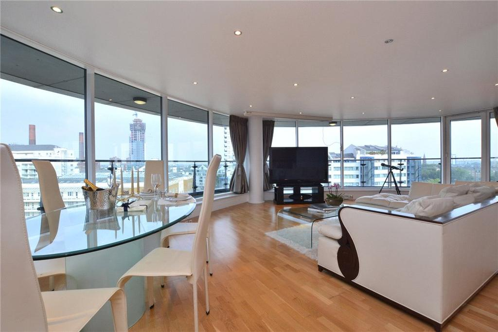 3 Bedrooms Flat for sale in Chelsea Vista, Imperial Wharf, The Boulevard, London, SW6