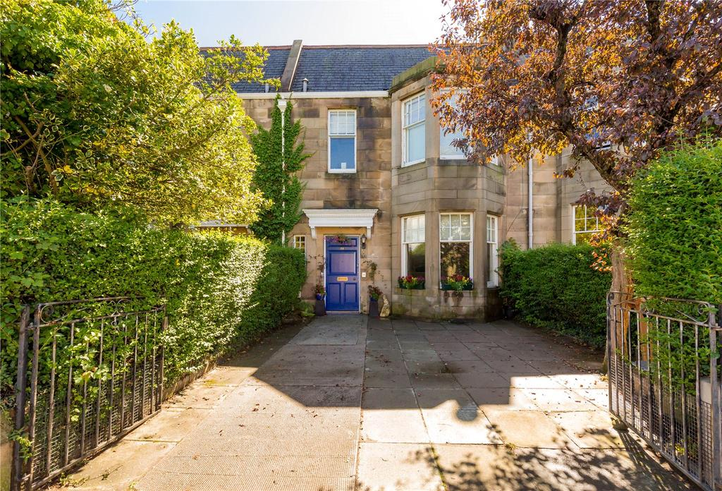 4 Bedrooms Terraced House for sale in Inverleith Gardens, Edinburgh