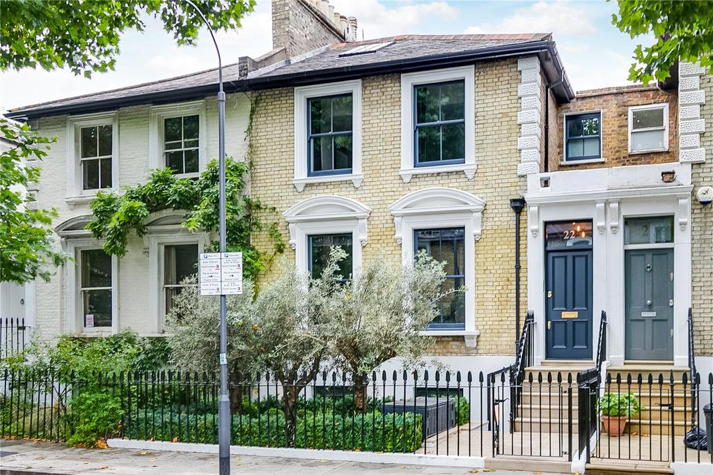 4 Bedrooms House for sale in Walham Grove, West Brompton, London