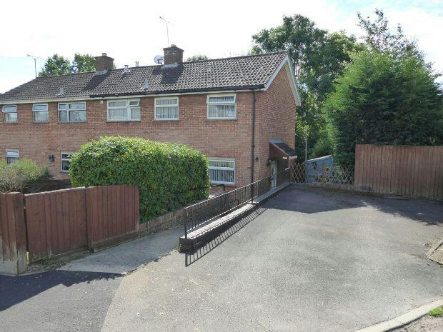 3 Bedrooms Semi Detached House for sale in Mascord Road, Banbury