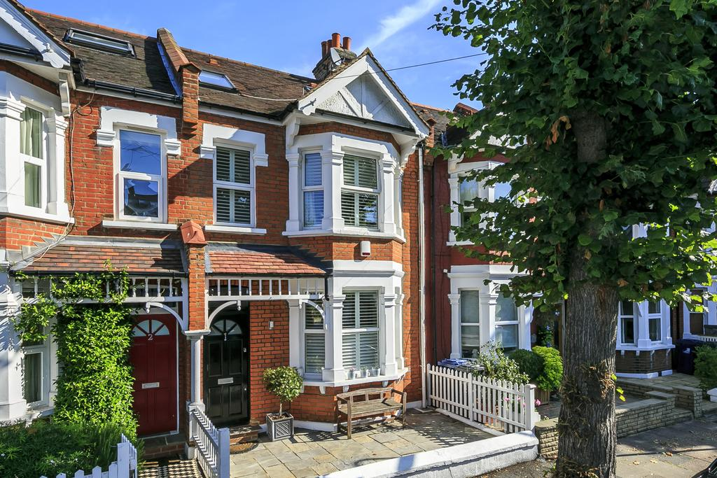 3 Bedrooms House for sale in Eridge Road, London