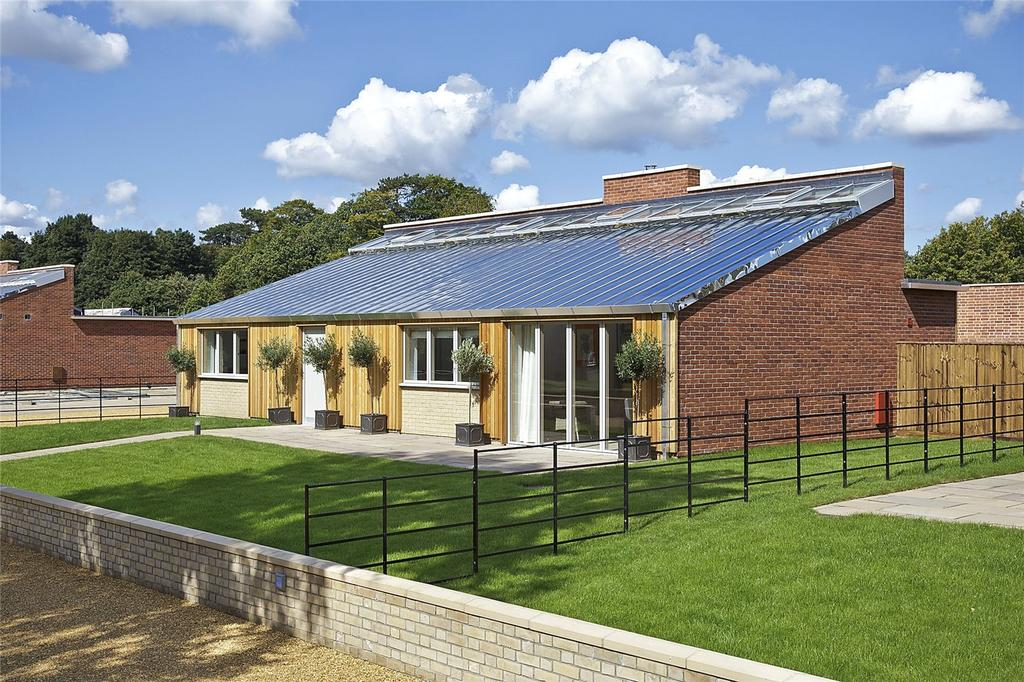 4 Bedrooms Detached House for sale in No. 9, The Walled Garden, Sudbourne Park, Sudbourne, IP12