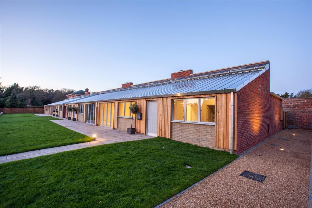 3 Bedrooms Semi Detached House for sale in No. 8, The Walled Garden,, Sudbourne Park, Sudbourne, Woodbridge, IP12