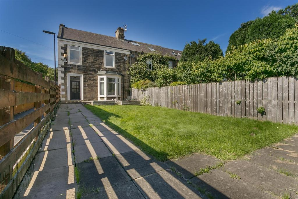 3 Bedrooms End Of Terrace House for sale in Percy Terrace, Gosforth, Newcastle upon Tyne