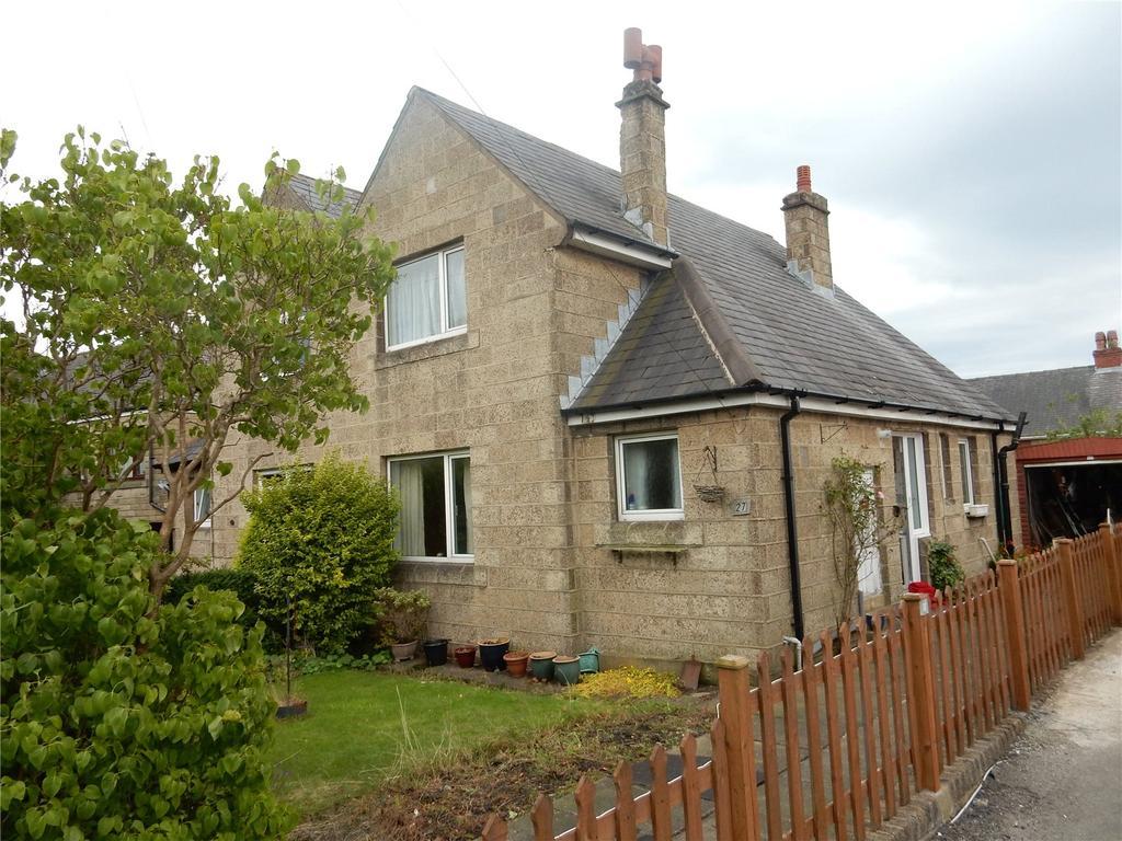 2 Bedrooms Semi Detached House for sale in Ayton Road, Longwood, Huddersfield, HD3