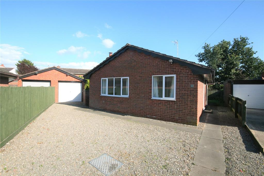 2 Bedrooms Detached Bungalow for sale in The Smithy, Chester Road, Rossett, Wrexham, LL12