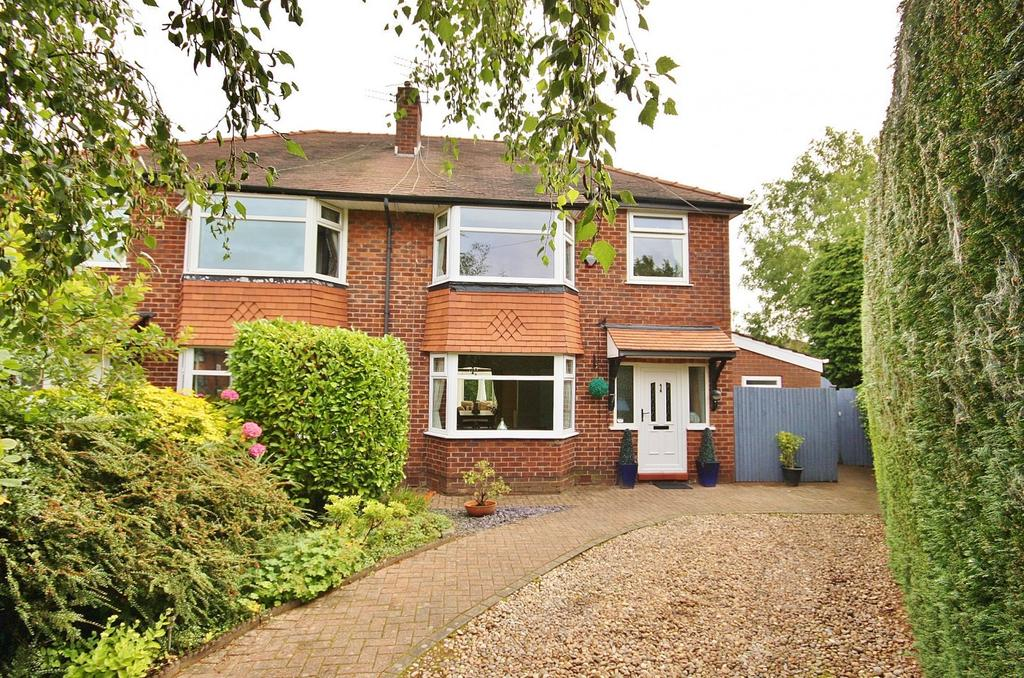 3 Bedrooms Semi Detached House for sale in Marina Close, Handforth