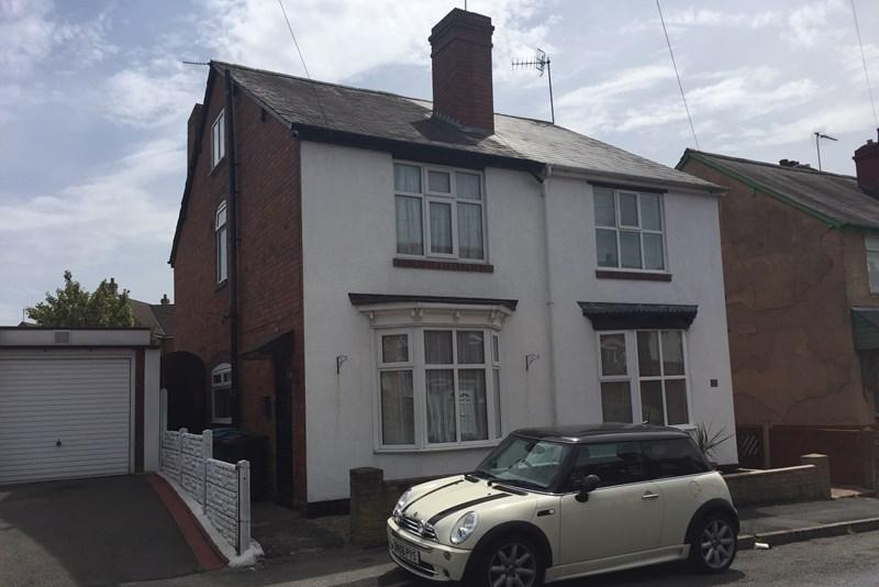 2 Bedrooms Semi Detached House for sale in Duke Street, Rowley Regis