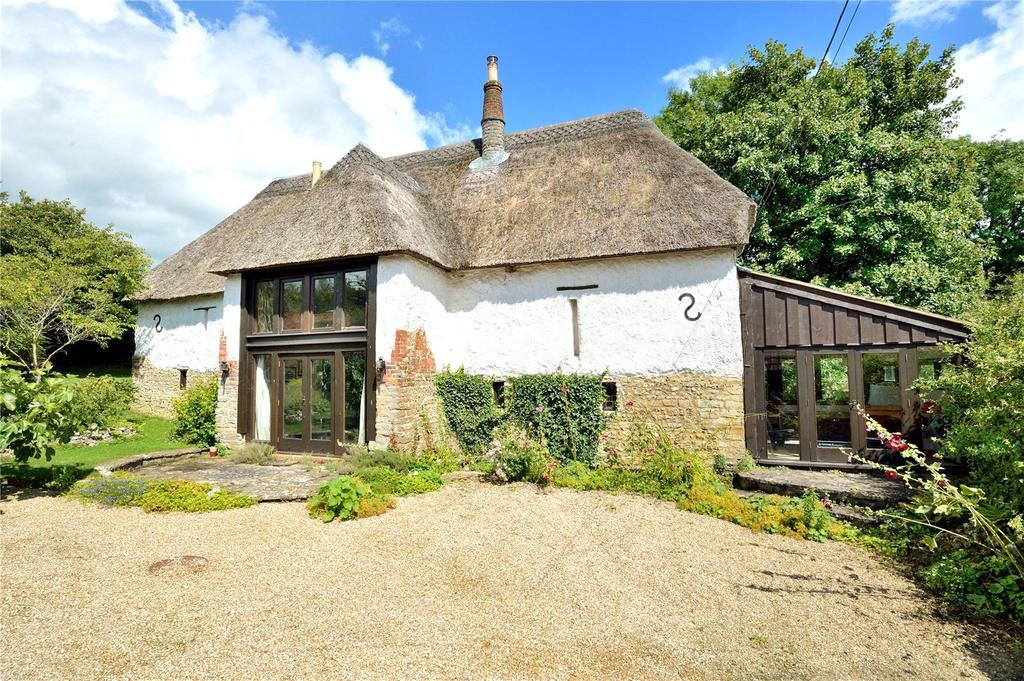 4 Bedrooms Barn Conversion Character Property for sale in Church Lane, Piddletrenthide, Dorchester, Dorset