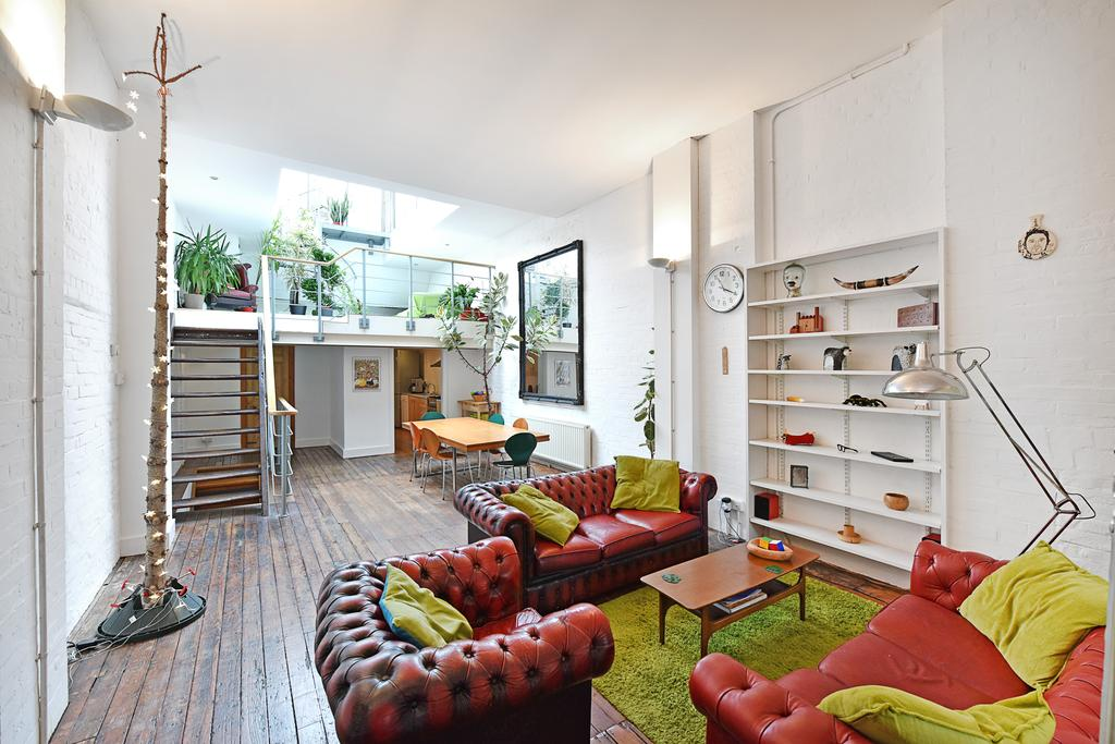 2 Bedrooms Flat for sale in Hanbury Street, Spitalfields, London