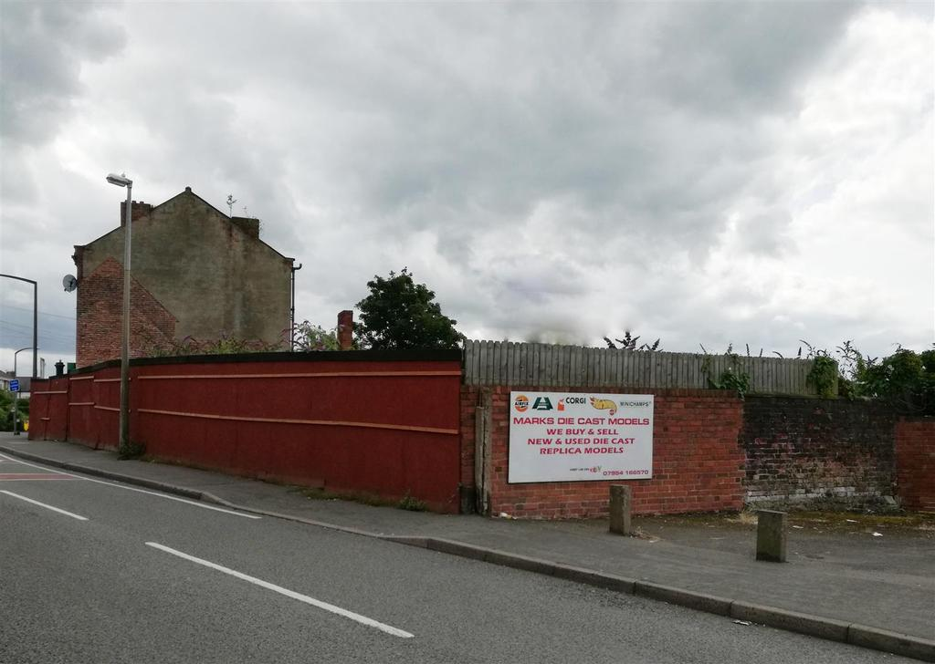 Land Commercial for sale in Ruiton Street, Lower Gornal, Dudley