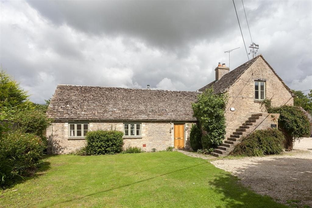4 Bedrooms Detached House for sale in Filkins, Lechlade
