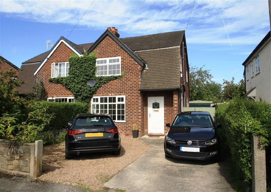 3 Bedrooms Semi Detached House for sale in Kingston Road, Handforth