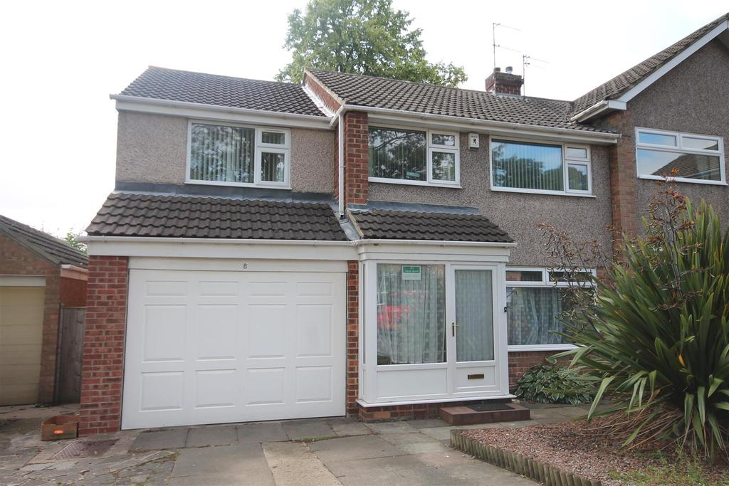4 Bedrooms Semi Detached House for sale in Barnes Close, Darlington
