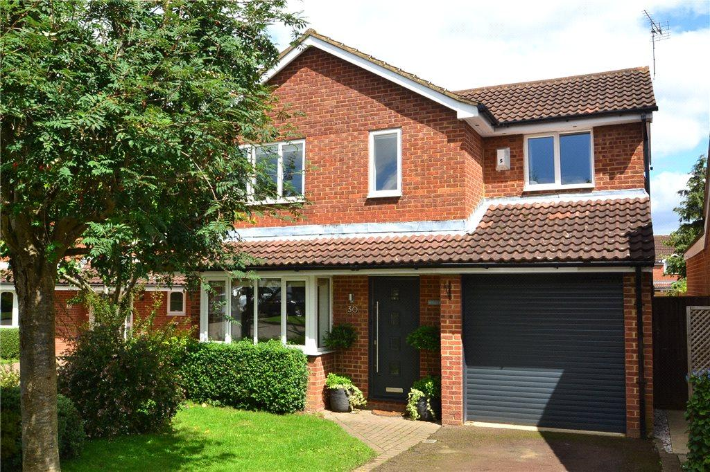 4 Bedrooms Detached House for sale in Courthouse Close, Winslow, Buckinghamshire
