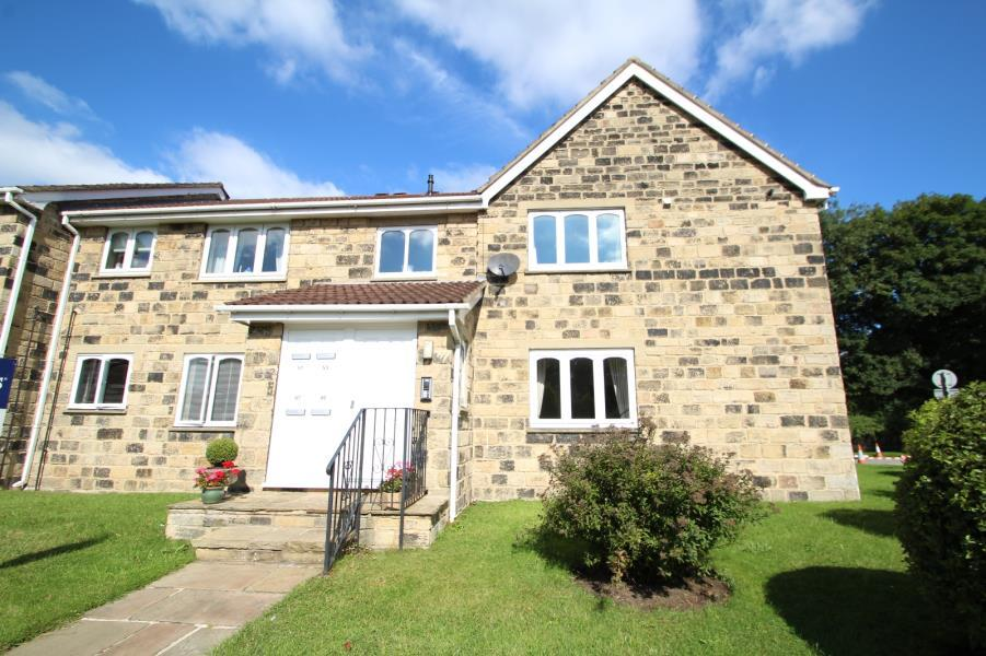 2 Bedrooms Flat for sale in BECK LANE, COLLINGHAM, WETHERBY, LS22 5BW
