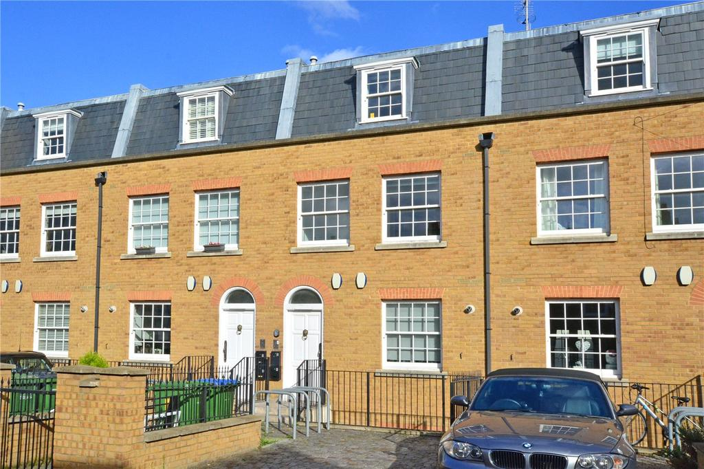 2 Bedrooms Flat for sale in Charville Court, Trafalgar Grove, Greenwich, London, SE10