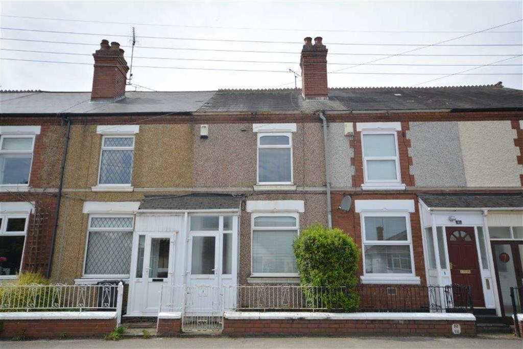 2 Bedrooms Terraced House for sale in Burbages Lane, Coventry