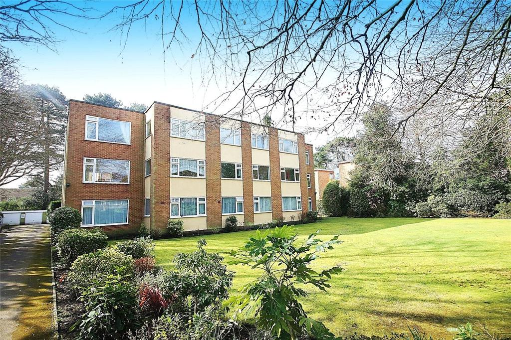 2 Bedrooms Flat for sale in Marlborough Road, Westbourne, Dorset, BH4