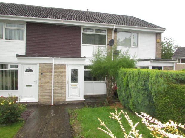 2 Bedrooms Terraced House for sale in SCARGILL DRIVE, SPENNYMOOR, SPENNYMOOR DISTRICT