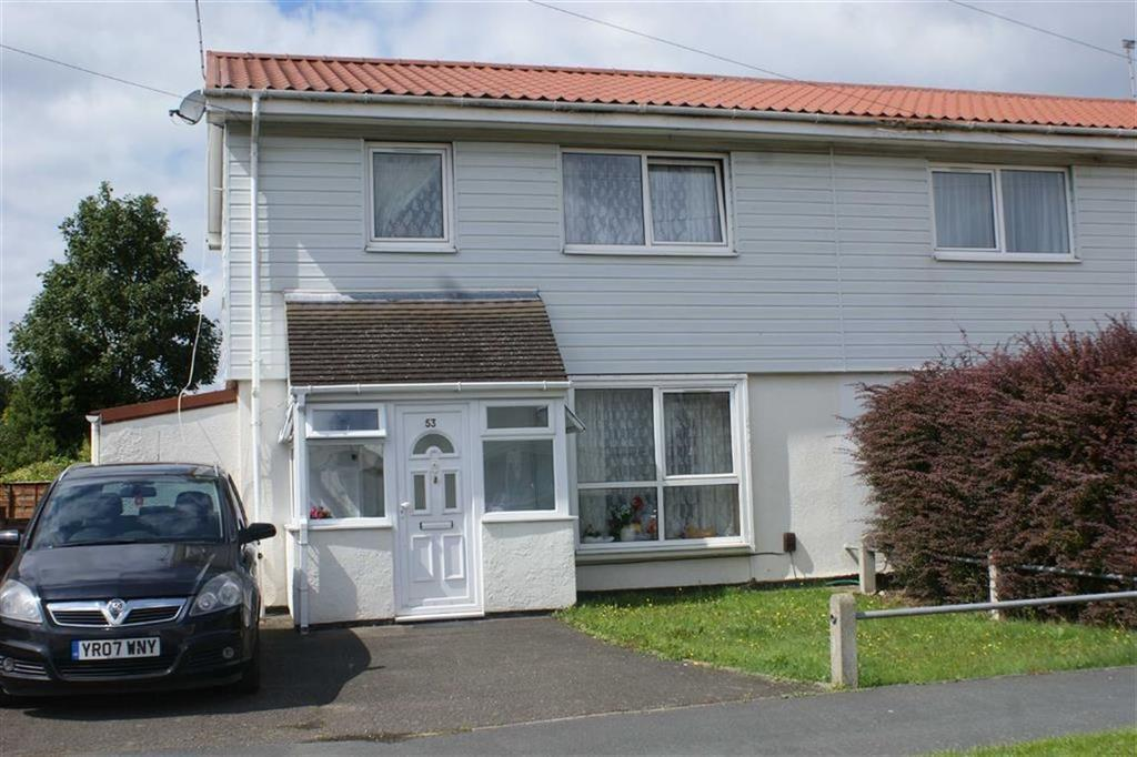 3 Bedrooms Semi Detached House for sale in Coveham Crescent, Cobham, Surrey, KT11