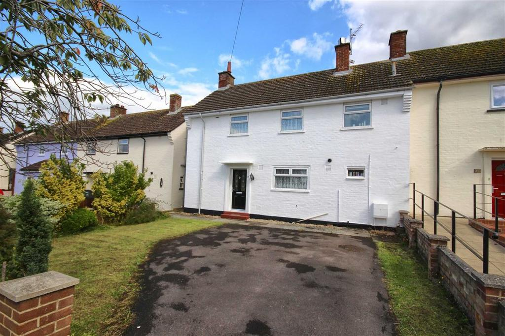 3 Bedrooms End Of Terrace House for sale in Orchard Avenue, Arle, Cheltenham, GL51