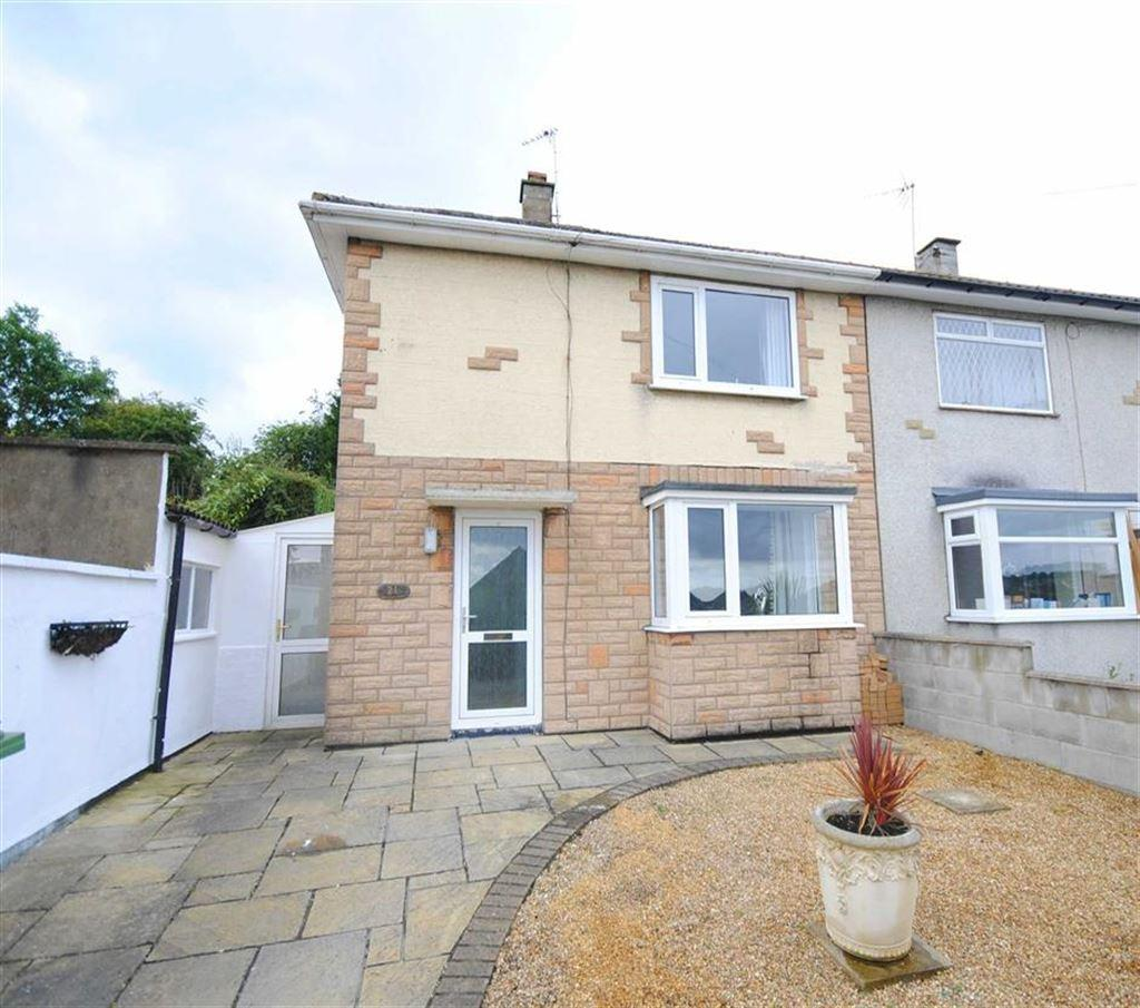 2 Bedrooms Semi Detached House for sale in St Aidans Road, Great Preston, Leeds, LS26