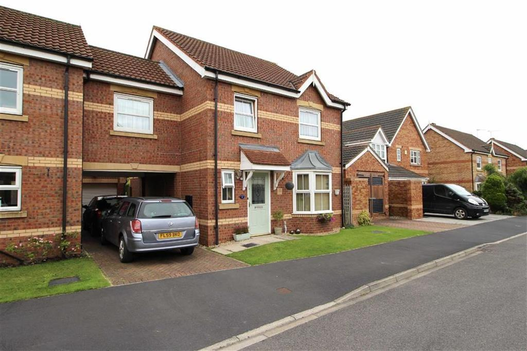 4 Bedrooms Detached House for sale in Bethell Walk, Driffield, East Yorkshire