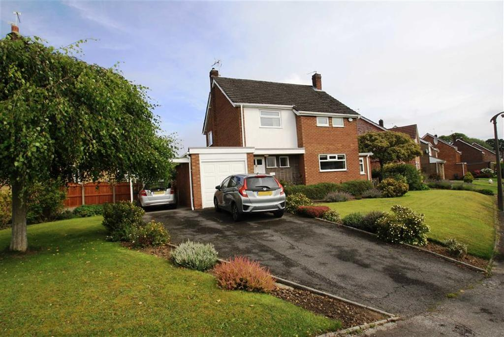 3 Bedrooms Detached House for sale in Valley Drive, Handforth