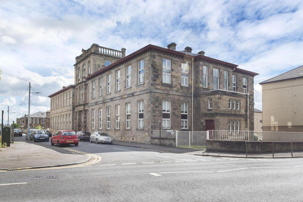 2 Bedrooms Duplex Flat for sale in Flat 4, 2 Melrose Avenue, Rutherglen, Glasgow, G73 3BU