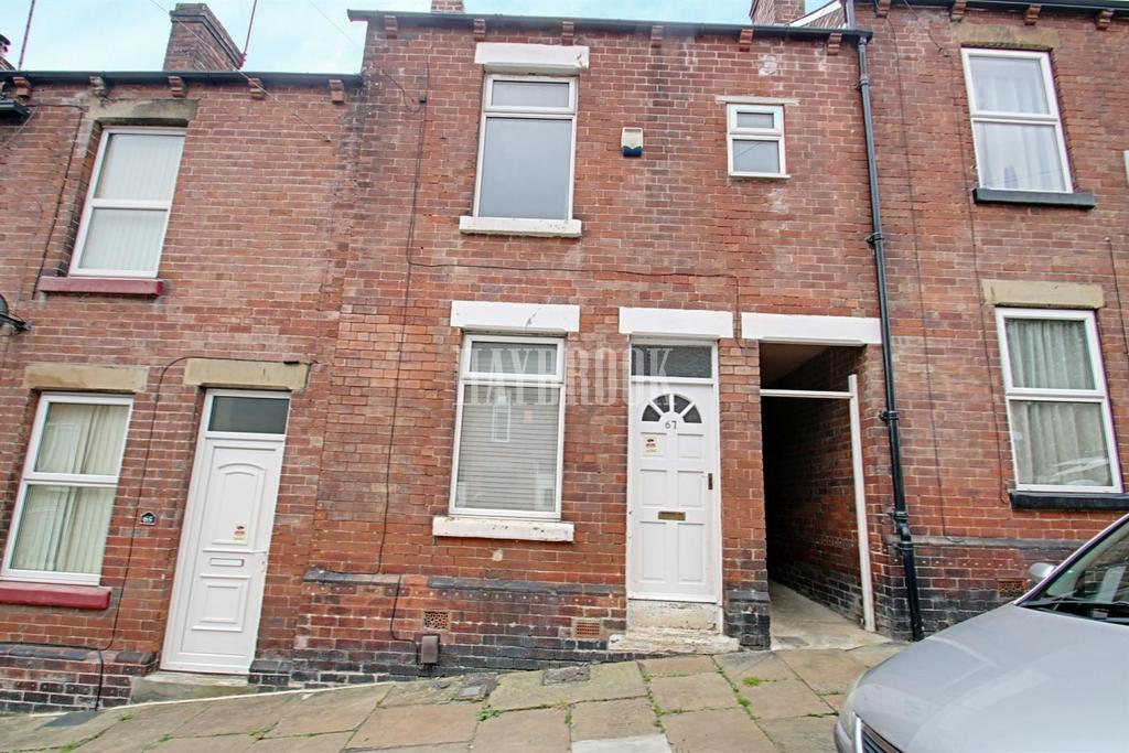 3 Bedrooms Terraced House for sale in Tennyson Road