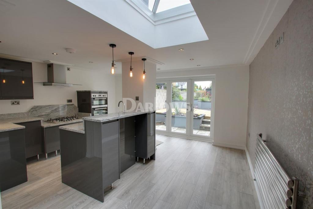 3 Bedrooms Terraced House for sale in Penhill Road, Pontcanna