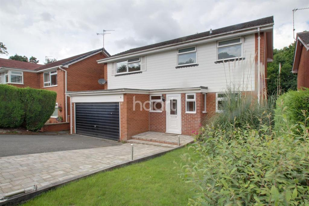 4 Bedrooms Detached House for sale in Exeter