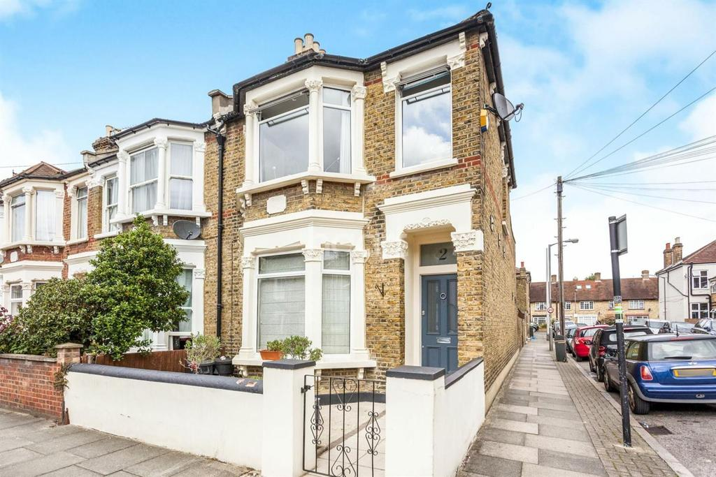 4 Bedrooms End Of Terrace House for sale in Graveney Road, Tooting, SW17