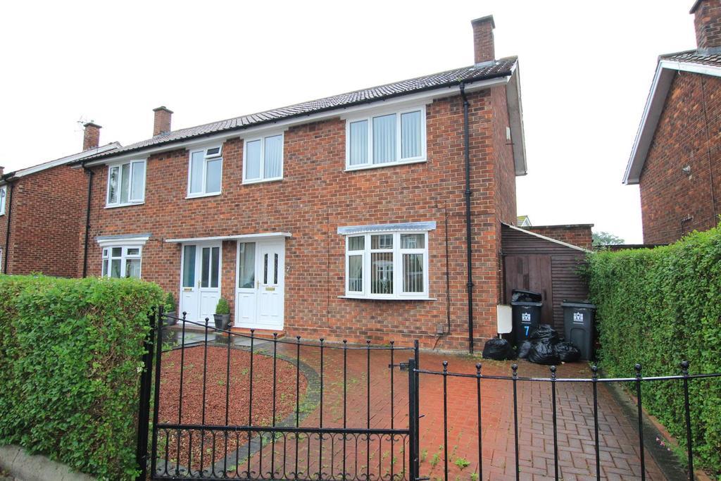 3 Bedrooms Semi Detached House for sale in Corbridge Crescent, Darlington
