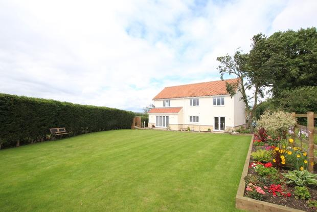 4 Bedrooms Detached House for sale in The Nook, Croxton Kerrial, Grantham, NG32