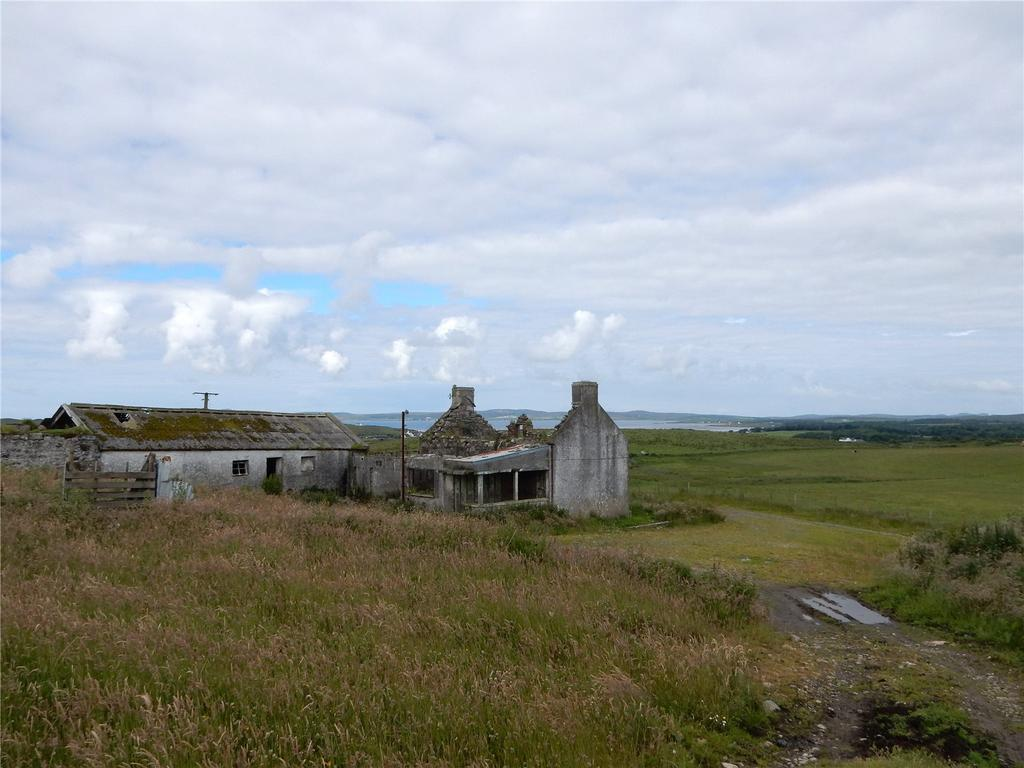 Land Commercial for sale in Ballitarsin Farmhouse, Bridgend, Isle of Islay, Argyll and Bute, PA44