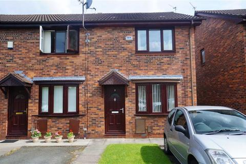 2 bedroom end of terrace house for sale - Shuttleworth Close, Whalley Range, Manchester, M16