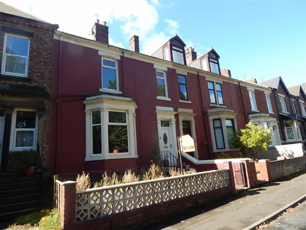 3 Bedrooms Terraced House for sale in Norman Terrace, Willington Quay, Wallsend, NE28