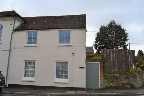 2 bedroom semi-detached house to rent - Station Road, Kintbury