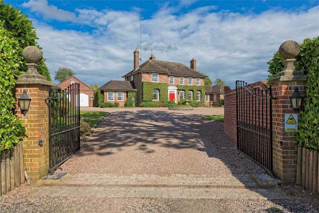 4 Bedrooms Detached House for sale in Applecross House, Alveley, Nr Bridgnorth, Shropshire