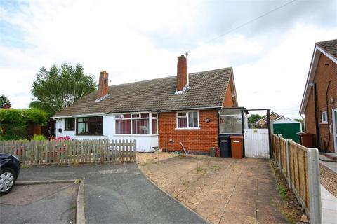 2 bedroom semi-detached bungalow for sale - Ferneley Crescent, MELTON MOWBRAY