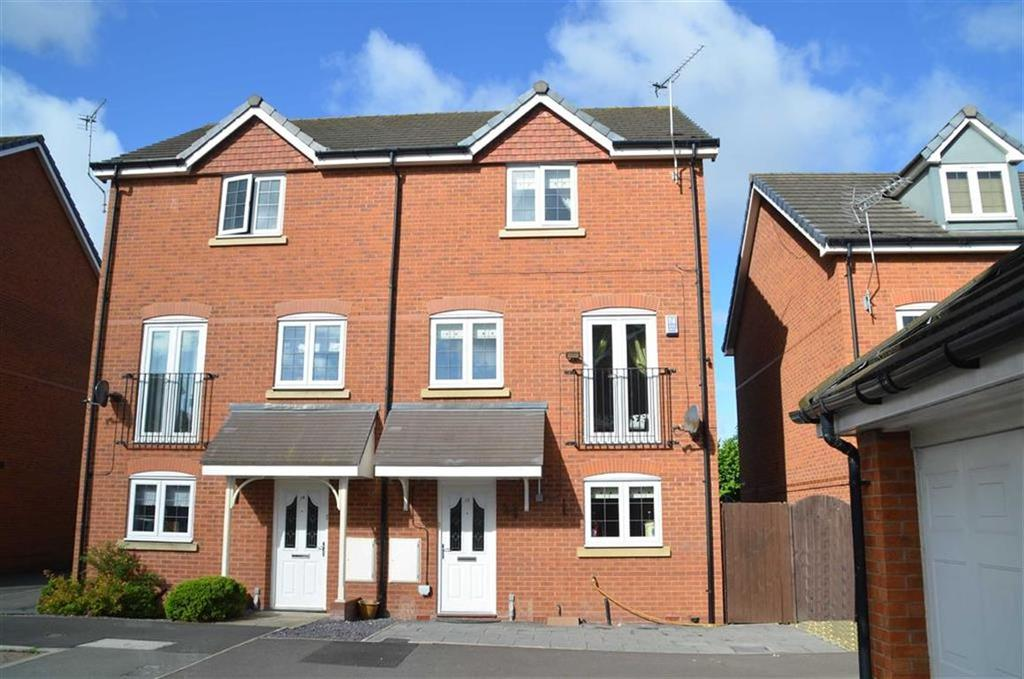 4 Bedrooms Semi Detached House for sale in Slackswood Close, CH65