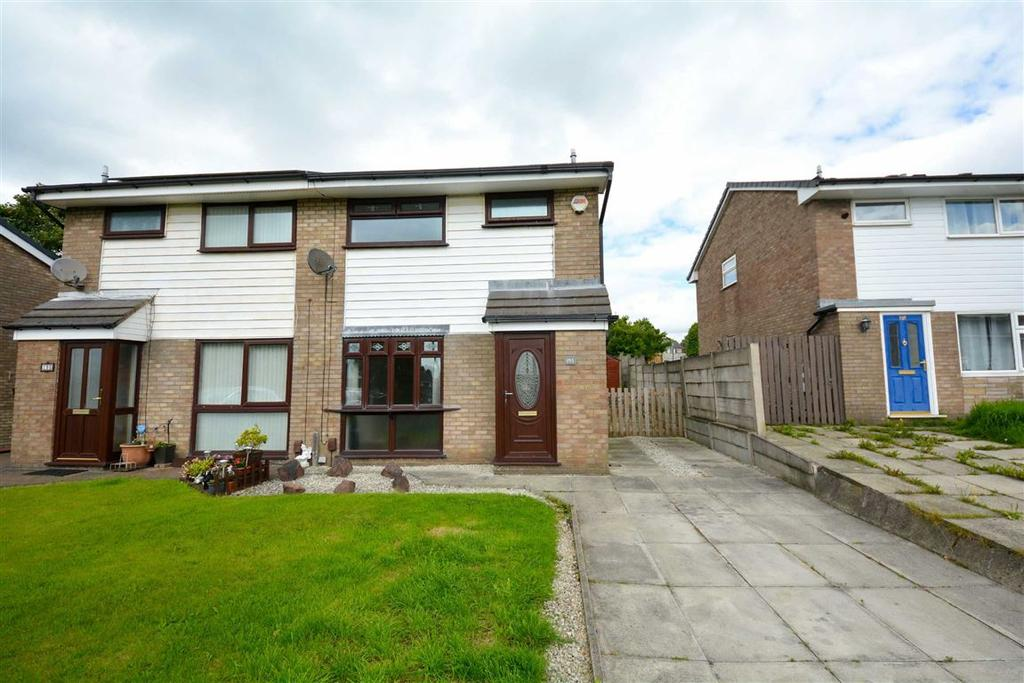 3 Bedrooms Semi Detached House for sale in Ashbourne Avenue, New Springs, Wigan, WN2